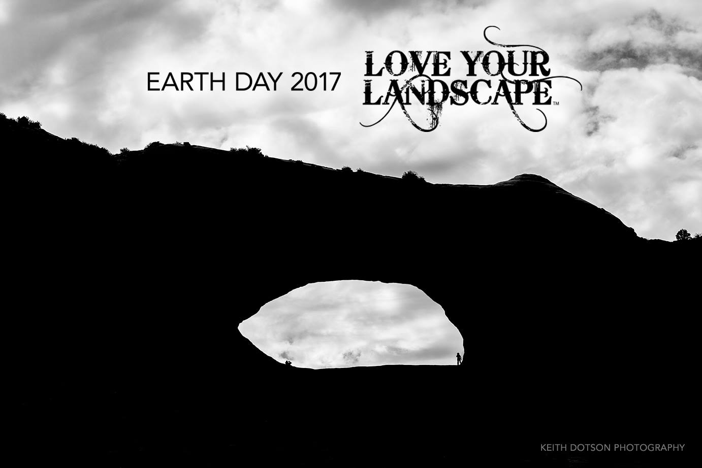 Just a friendly reminder to Love Your Landscape on this Earth Day