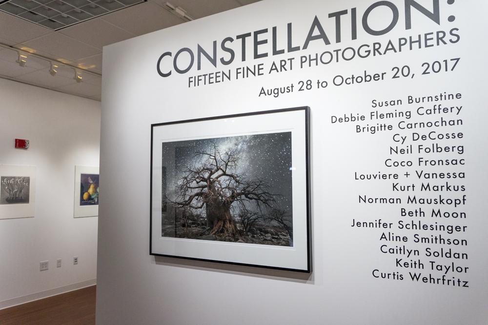 Constellation: Fifteen Fine Art Photographers at Baldwin Gallery