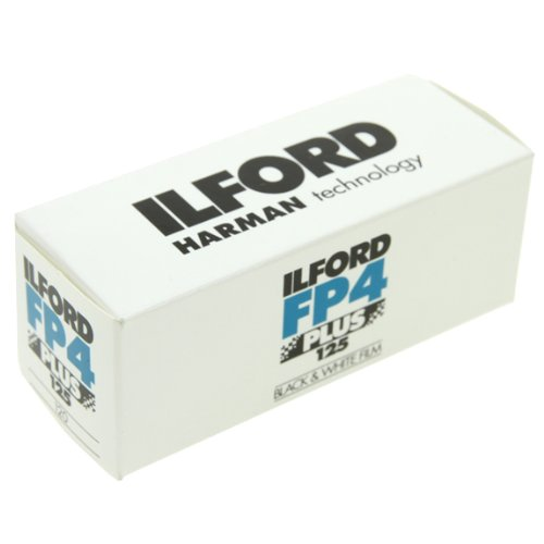 Ilford FP4 PLUS film available from Amazon.