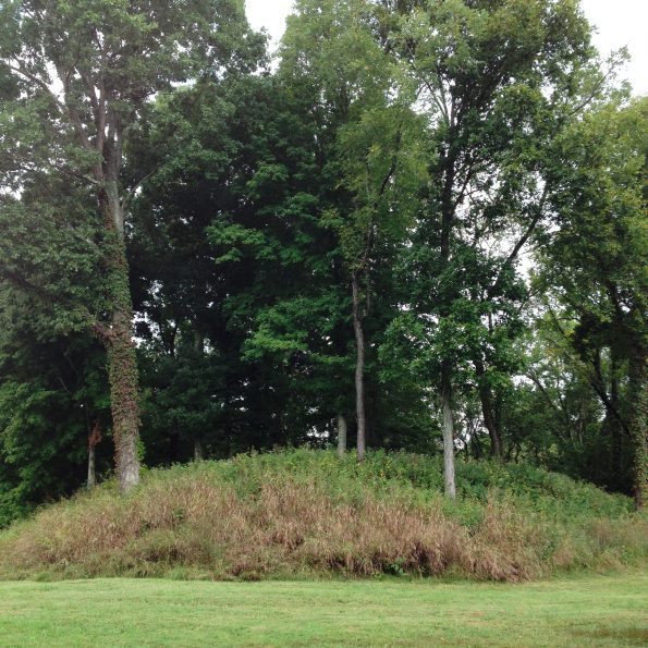 Mound at Sellars Farm Archaeological Site