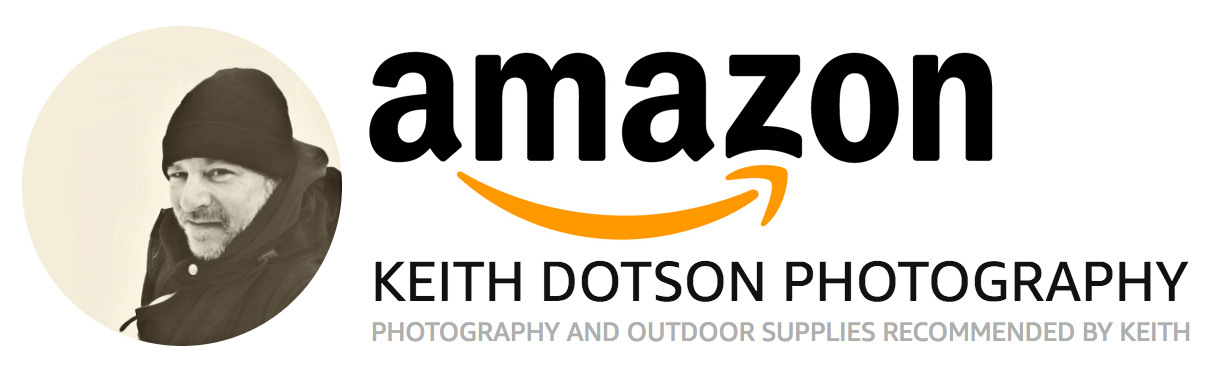 Keith Dotson Photography Amazon Recommendations