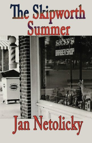 "The Skipworth Summer, a fictional tale about the very real man, Luther ""Skip"" Skipworth, and his barber shop in Berryville, Arkansas. Available on Amazon."