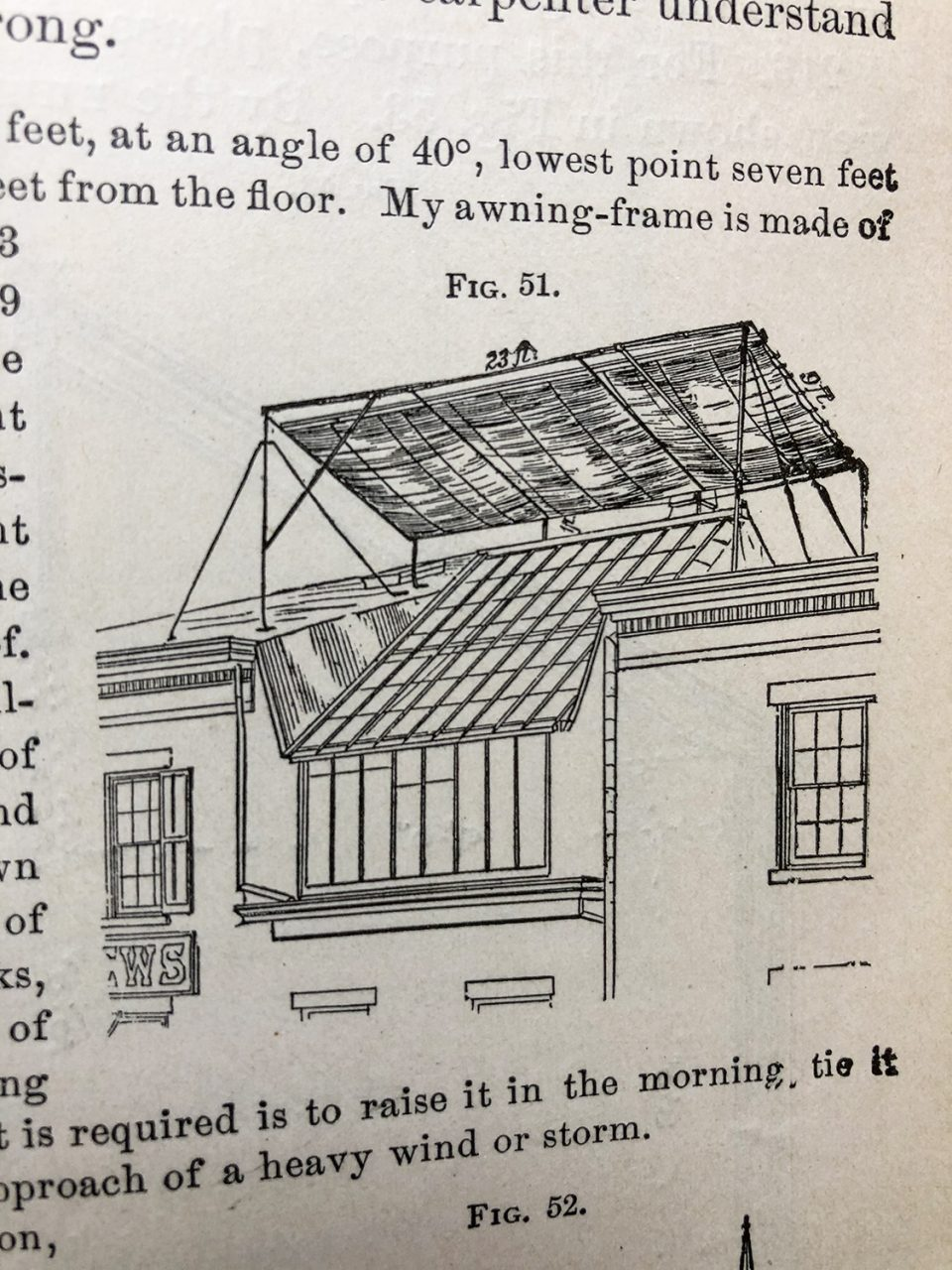 Wilson's Photographics even advises budding photographers on how to build and use skylights. Remember, in 1881, there was no electric studio lighting.